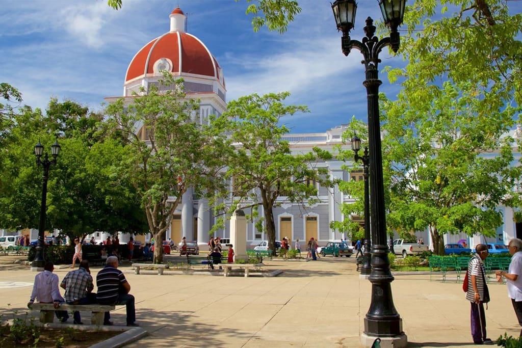 Jose Martí Park