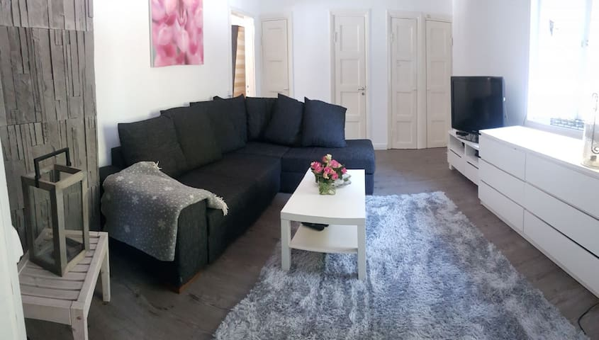3 rooms and kitchen in middle of Eura/ Kauttua