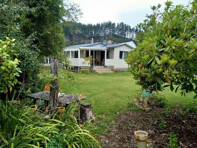 Fantail Cottage - Turangi