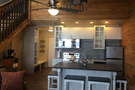 Gorgeous remodeled 2 bed/2 bath mountain condo. - 格蘭比