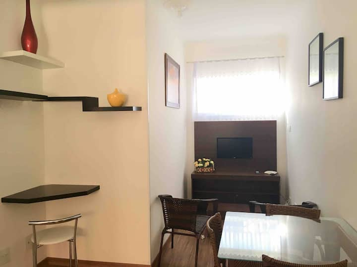 Cozy apartment in Poços de Caldas - MG
