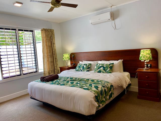 1 Bedroom Apartment in the city of Suva