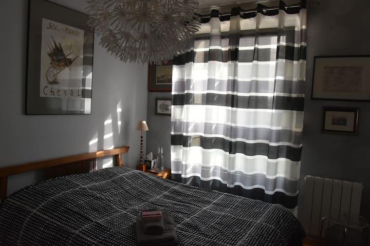 Jolie chambre au centre-ville - Reims - Daire