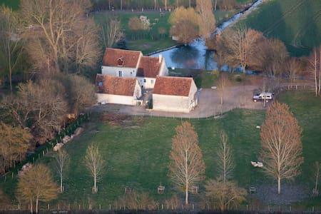 Partagez un séjour au moulin - Varennes - Casa