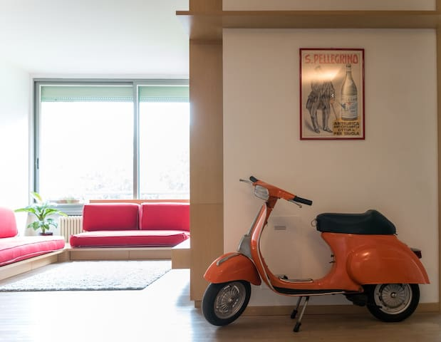 Vintage House - 500 mt dall'ospedale