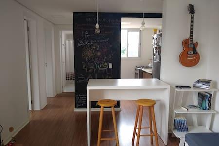 Ótimo apartamento para EXPOINTER
