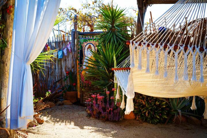 Baja Glamping - Desert ZEN Oasis Cabin Tent 1