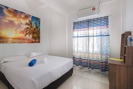 懒洋洋·小舍/XXL Homestay, ROOM 10 (幸福大床房)+独立浴室