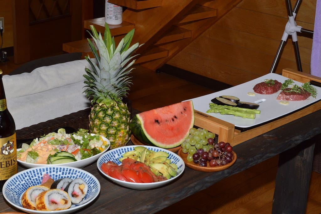 Why do not you enjoy cooking with fresh ingredients in Ibaraki Prefecture?