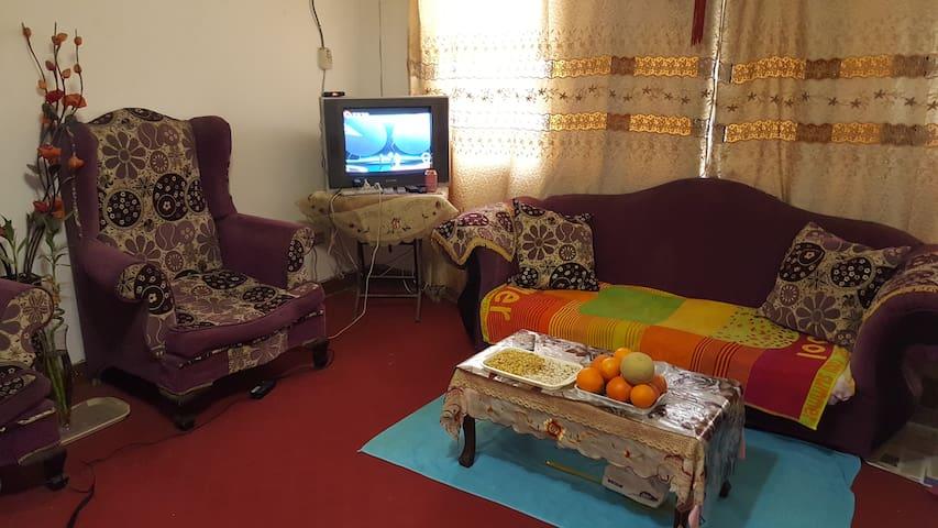 Clean and cozy room Close to the River Nile - Maadi as Sarayat Al Gharbeyah - Lägenhet