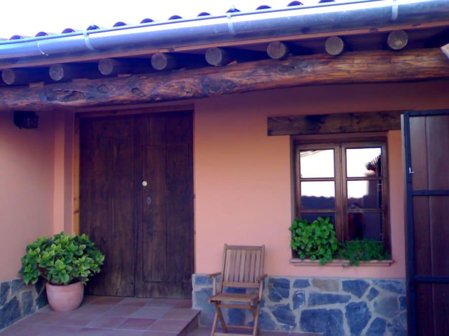 Casa de la Jara, 4 personas