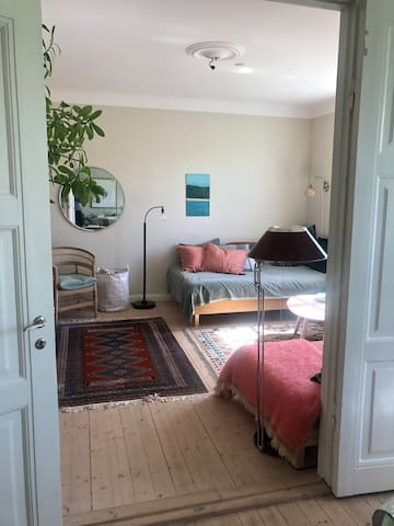 Beautiful, light 3-room apartment in cosy area