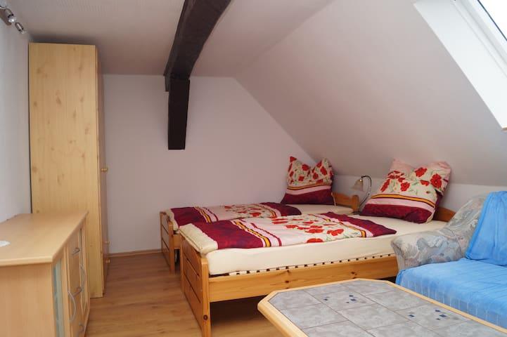 Ferien Zimmer von Privat - Bad Wildungen - Huis