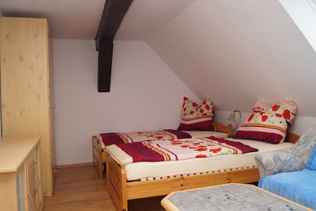 Ferien Zimmer von Privat - Bad Wildungen - บ้าน