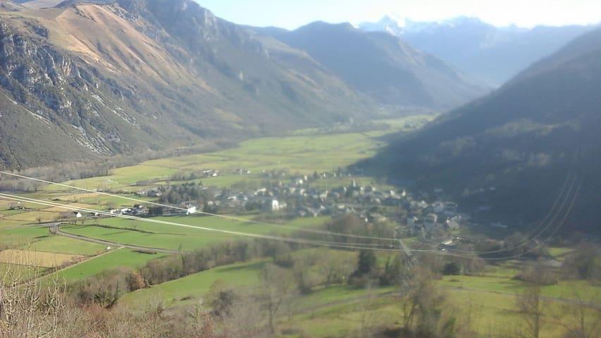 Bienvenue au chalets de moulaprat - Aste-Béon - Byt