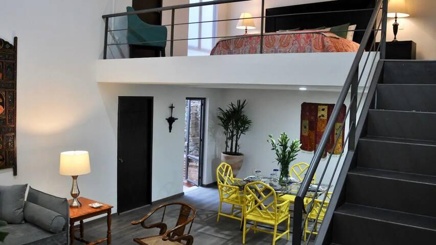 GDL Luxury Apartment - TRINI LOFT-Casa 3 Pilares