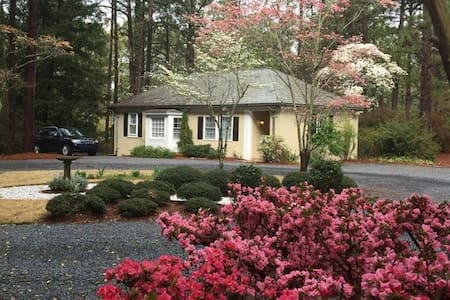 Golf Front Luxury 1 BR 1.5 Bath Carriage House - Southern Pines - Bungalow