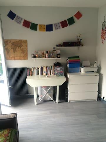 Studio proche Paris (10 minutes en metro) - Villejuif