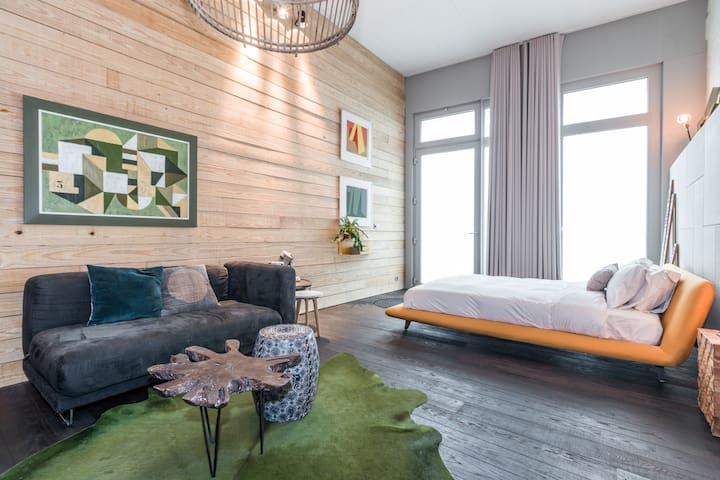 Luxurious stay in Ghent