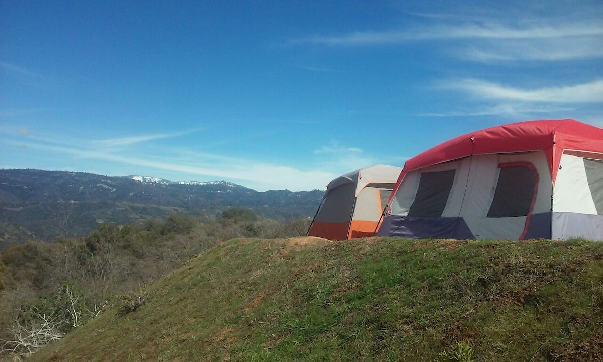 Sequoia and Kings Canyon C&ing - Tents for Rent in Squaw Valley California United States & Sequoia and Kings Canyon Camping - Tents for Rent in Squaw Valley ...