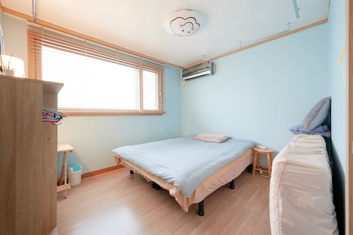 Gangnam Shared House #King Bed #Private Room