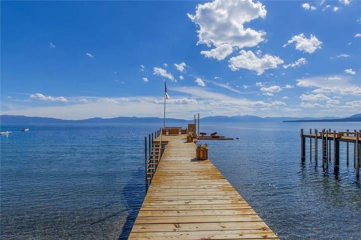 Camp Ta-gah-yin-ga - Lakefront - Тахо