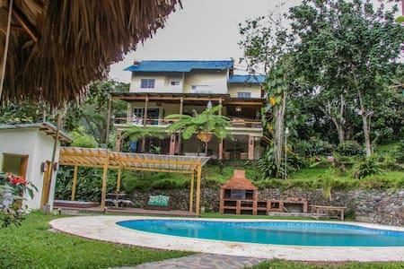Espectacular cabaña en Bonao. - Bonao