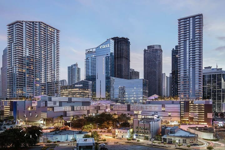 One Bedroom at Brickell