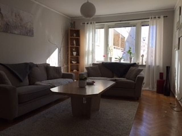 Egen lägenhet centralt i mysiga Norrköping