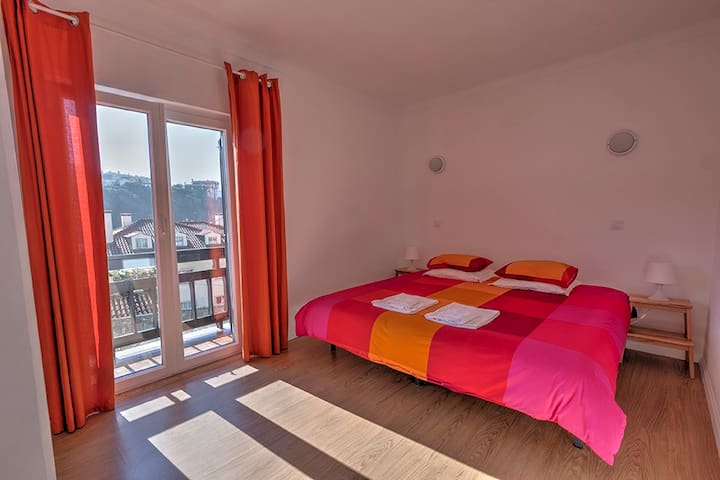 Double or Twin Room   Balcony with Partial See View   Private Bathroom