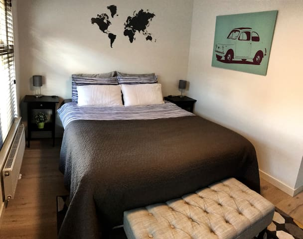 Beautiful & Cosy Bedroom near Utrecht Centre
