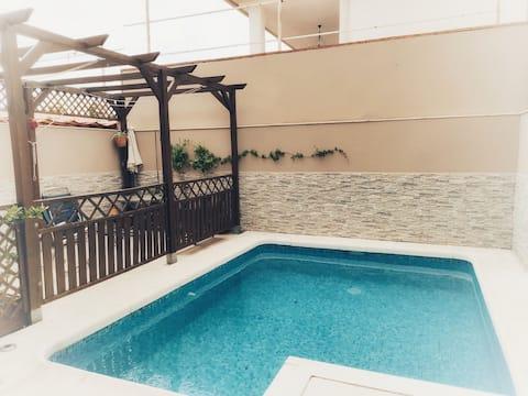 Alojamiento Rural con piscina privada en Córdoba