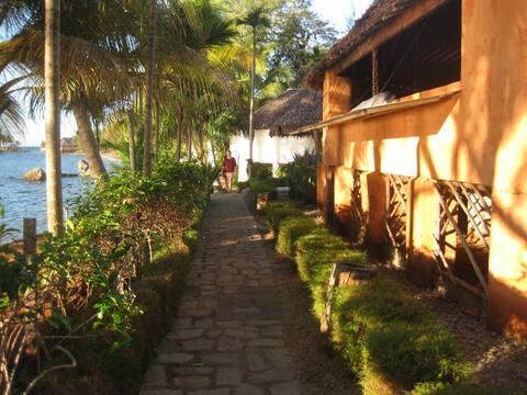 Zimmer im Inselparadies Villa Sarah