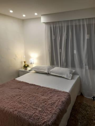 Moderna habitación privada