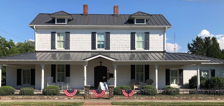 The Gibson House Inn - in Historic Kernersville