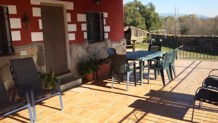 Casa rural Las Islillas