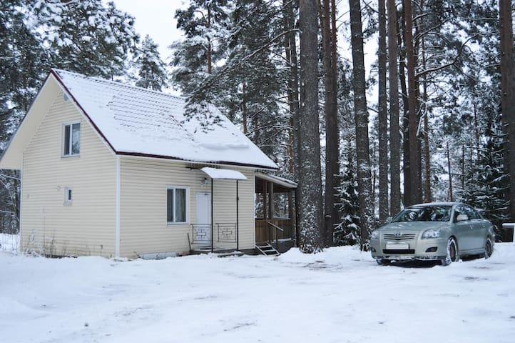 """Гостевой дом """"Ландоха"""""""