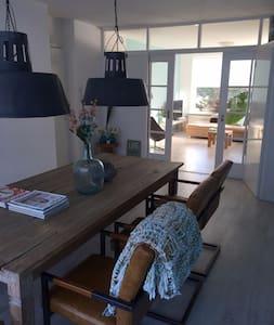 Sfeervol modern appartement gelegen aan de duinen. - Den Helder - Apartmen