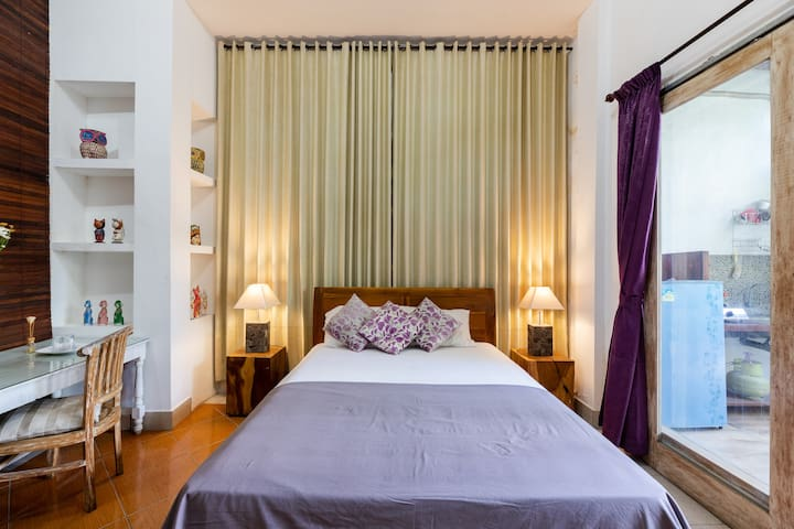 Cheap guest house in ubud, friendly host*BALENI 3*