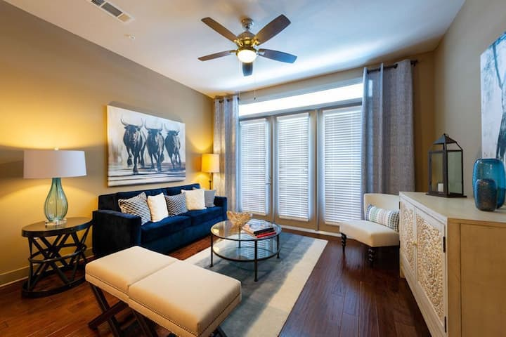 Your very own place to call home | 1BR in Houston