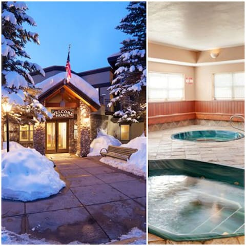 Hot Springs Get Away - Hot Tub and Sauna On-site
