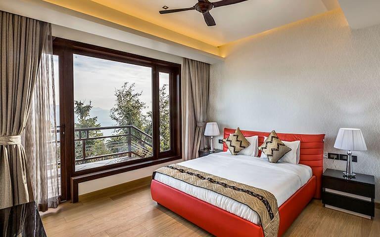 Lily Room at Amayaah Spa Resorts