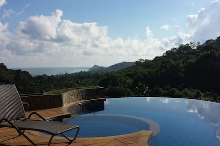 Hidden Paradise, Amazing Hill-Top View,  Koh Samui - Остров Самуи
