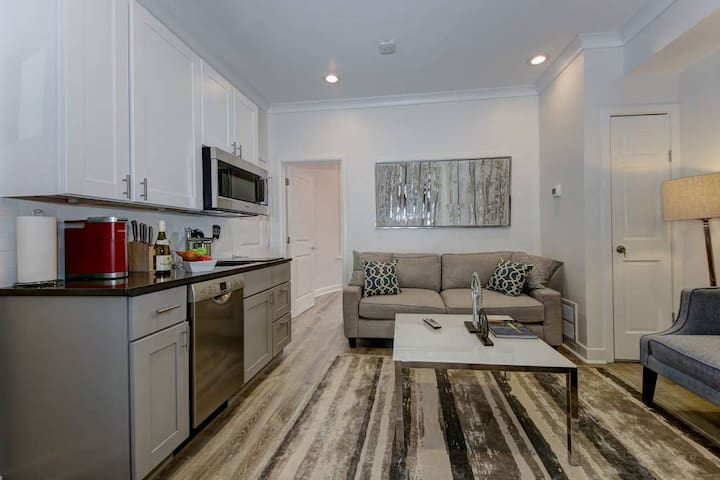 DuPont Circle/Kalorama Luxury Apartment Suite 3
