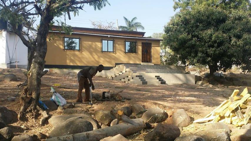 Modern house for rent in Bugando - Mwanza - House