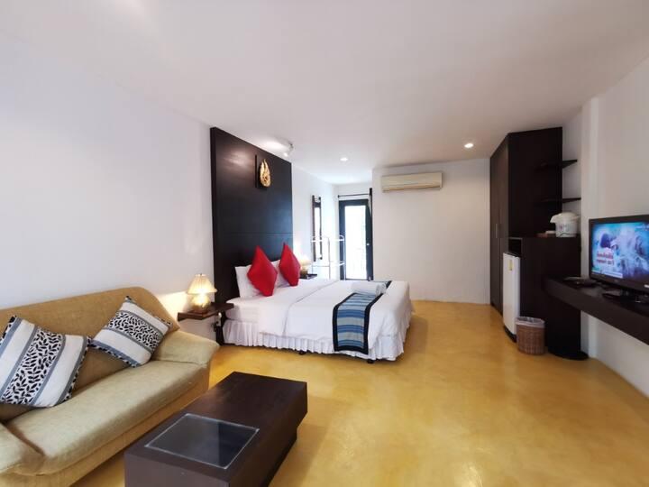 Nice Superior King w/Bathtub @Amara Resort Hua Hin