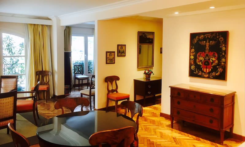 Charming comfortable Apt in central Buenos Aires