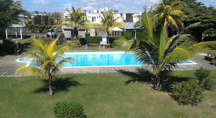 Grand Baie - 4 chambres - Piscine - Plage