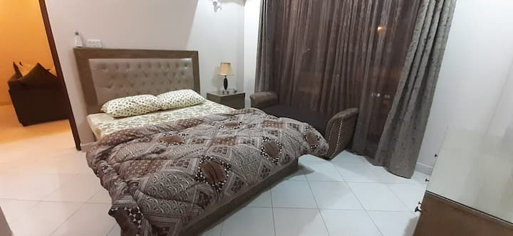 1 Bedroom fully equipped apartment in 'The Grande'