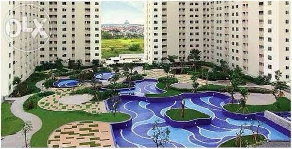 Rent Apartement Educity PakuwonCity - Surabaya - Apartment
